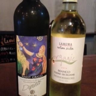 季節・お料理に合うワイン