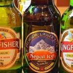 インド・ネパール本格料理 プルニマ - ドリンク写真: