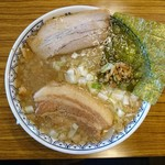 ばんから - 料理写真:2016年5月 極ばんから+角煮 770+330円