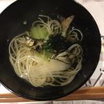 枝魯枝魯 - 岩魚素麺