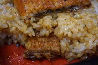 本家柴藤 - まむしはご飯の中にも鰻が入ってます^m^