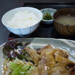 ヤスイ料理店 -