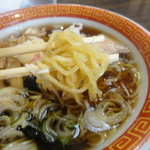 松月庵 - 麺リフト!