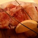 53245977 - 越の鶏塩焼き
