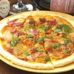ルイード タバーン - THEルイードのピザ!!