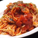 ルイード タバーン - トマトソース好きにはたまらない一品です!!