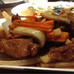 53249975 - 鶏肉のカシューナッツ炒め