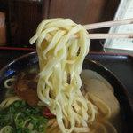 ちゅらかーぎ - 麺UP
