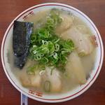赤のれん - チャーシュー麺