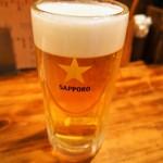 丑寅 - 生ビール