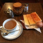 アラスカコーヒー館 - 料理写真: