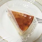 珈琲蔵人 珈蔵 - チーズケーキ♪
