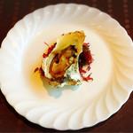 53259004 - 洋食ディナー④広島なだけに牡蠣!