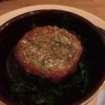 イタリア食堂 Necco - 賀茂茄子の香草焼