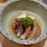 ぎをん 遠藤 - 16年3月 蛸のやわらか煮