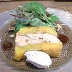 5326901 - 安納芋と鴨のフォアグラのプレッセ