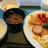 東京ドームホテル - 料理写真:朝食ブッフェ 2016.7