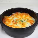 マノ・キッチンカフェ - 焼マッシュポテト