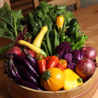 ナナメファームのお野菜