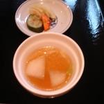 中国料理 ながさき家 - 味がこい スープ・・・嫌いじゃありません
