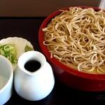 風花亭 - 料理写真:もり750円