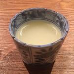 53267747 - 水炊きスープ!
