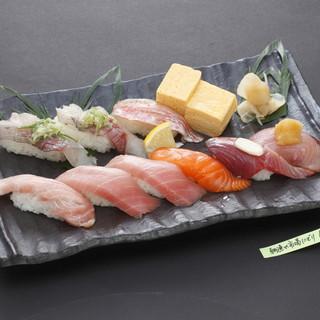 もと魚屋がお贈りする良質な鮮魚や寿司!