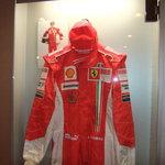 PIZZERIA IMOLA - F1 フェラーリ キミ・ライコネン 2008年 フランスGP実使用レーシングスーツ