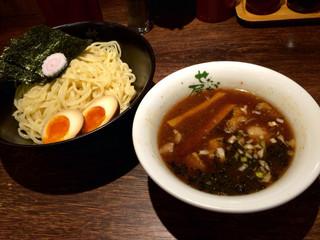 らーめん せたが屋 羽田国際空港店 - せたが屋つけ麺