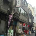 仙台 あべちゃんの店 - 外観