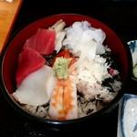 さぶちゃん - 海鮮丼