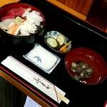 さぶちゃん - 海鮮丼 1300円