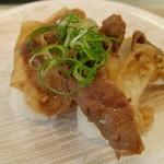 かっぱ寿司  鳴海店 - 牛カルビにぎり
