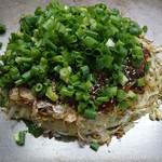 お好み焼き蔵 - 料理写真: