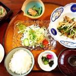 藤福 - 料理写真:まかない定食