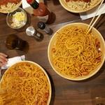 お一人様用スパゲティ専門店 ちゃっぷまん -