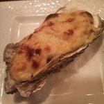 アイデア料理 井出 - 牡蠣のグラタン