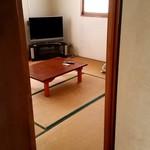 三宅島 共栄荘 - 和室