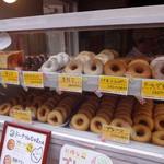 神戸べいくろーる - 多種多様なドーナッツ