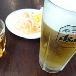 スパニッシュ トゥ イタリアン バルコ - 生ビール 2016.7