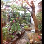 グリーンハウス - 中庭がありました❤︎