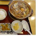 まことや泰平 - 味噌煮込みうどん泰平(名古屋市緑区)食彩品館.jp撮影