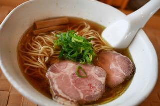自家製麺 のぼる - 中華そば