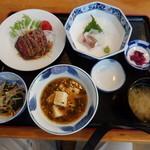 オーロラハウス - 料理写真:2016.6 夕食
