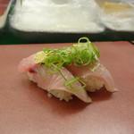 双葉寿司 - アジ
