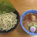三竹寿 - 味玉濃厚つけ麺(¥850円)