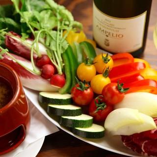毎朝届く新鮮な産地直送の旬野菜