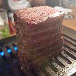 53289306 - (6/29)マルウシミートの黒毛和牛ロックステーキ
