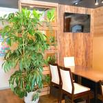フラットバックカフェ -