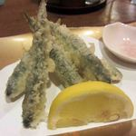 山幸 - 小鮎の天ぷら